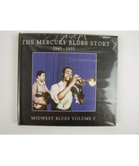 The Mercury Blues Story 1945-1955 Midwest Blues Volume 2 CD New Sealed - $14.84