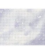 Violet Skylight 14ct Stylized perforated paper ... - $4.50