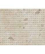 Natural Granite 14ct Stylized perforated paper ... - $4.50