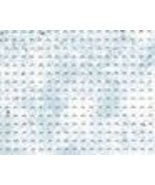 Blue Granite 14ct Stylized perforated paper PP1... - $4.50