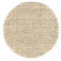 Natural Brown 35ct Wichelt Linen 36x55 1yd cut cross stitch fabric Wichelt - $63.00