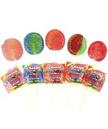 Charms Sweet & Sour Pops 48ct - $15.34