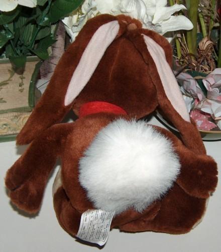 Nestle Quick Promotional Plush Bunny