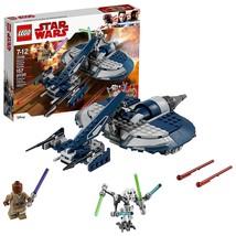 LEGO Star Wars General Grievous Combat Speeder 75199 Building Kit [New] - $39.99