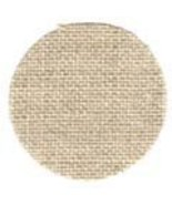 Natural Brown 30ct Wichelt Linen 36x27 1/2yd cut cross stitch fabric Wic... - $30.60