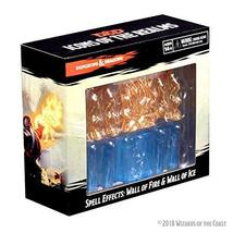 WizKids Dungeons & Dragons Spell Effects: Wall of Fire and Wall of Ice (WK73107) - $35.17