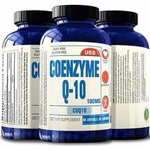 UBB CoQ10 100mg Gluten Free, Dairy Free, Heart Health, Cardiovascular He... - $17.31