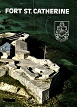 Fort St. Catherine by D,Colin Selley - $4.95