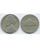 N36 - 1940 S Jefferson Nickel - €0,41 EUR