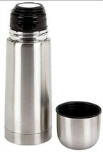 Vacuum Stainless Steel Coffee Bottle Travel Thermos 12 oz - $7.84