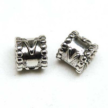 "Charms 5Pcs/Lot Drum With Letters ""V"" Fit 7998 Beads - $15.99"