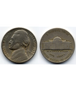 N54 - 1938 Jefferson Nickel - €0,42 EUR