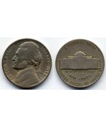 N54 - 1938 Jefferson Nickel - ₨32.04 INR