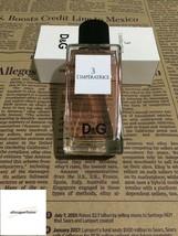 Dolce & Gabbana 3 L'Imperatrice Eau De Toilette 100 ml /3.3 fl.oz New, F... - $75.25