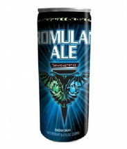 Star Trek Romulan Ale Energy Drink 8.4 Ounce Can SEALED UNOPENED - $4.99