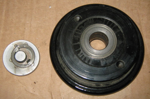 Singer 99K Hand Wheel Disk, Washer & Knob  #32672