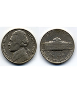 N57 - 1960 D - Double Rim Front & Back - Jeffer... - $27,78 MXN