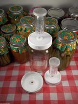 1 dozen food grade silicone mason jar lid grommets - $7.99