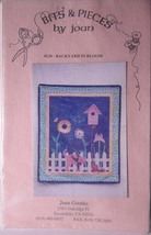 """Pattern """"Backyard in Bloom""""  Wall Quilt - $4.99"""