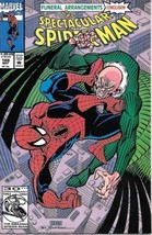 The Spectacular Spider-Man Comic Book #188 Marvel Comics 1992 VERY FINE+ - $2.50