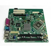 Genuine DELL Optiplex 760 Mini-Tower Main System Motherboard 0G214D LOT:PT - $22.51