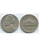 N84 - 1948 S Jefferson Nickel - ₨32.04 INR