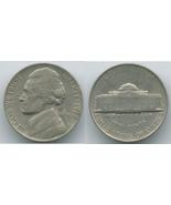 N86 - 1952 S Jefferson Nickel - €0,39 EUR