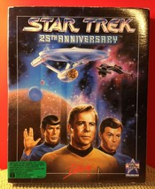 1991 Interplay Star Trek 25th Anniversary Computer Game Gift Collectible - $14.96