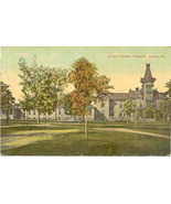 Robert Packer Hospital Sayre Pennsylvania Vintage Post Card - $6.00