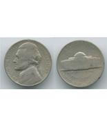 N89 - 1949 S Jefferson Nickel - £0.36 GBP