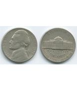 N96 - 1939 S Jefferson Nickel - $18,64 MXN