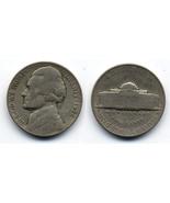 N101 - 1952 S Jefferson Nickel - €0,42 EUR