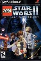 """PlayStation 2- Lego - Star Wars II """"The Original Trilogy"""" - $10.00"""