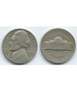N107 - 1955 Jefferson Nickel - ₹35.23 INR