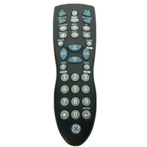 Genuine GE Universal TV DVD Remote Control 24944-V2 Tested Works - $11.88