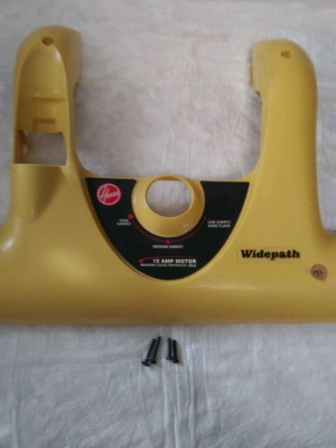 Hoover U5174 Widepath BaglessVacuum Cleaner, Top Nozzle Cover Assembly