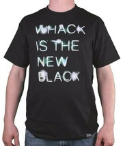 Dissizit Slick Compton USA LA Whack Is The New Black Mens Graphic T-Shirt NWT image 1
