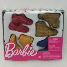 Barbie Ken Shoes Pack Barbie Accessories Mattel Barbie Boy Doll Ken Clot... - $6.92