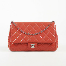"Chanel ""New Clutch"" Quilted Patent Leather Shoulder Bag - $2,089.00"