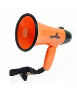 Sports Pro Professional 15W Megaphone/bullhorn with Siren and Handheld Mic - $19.75