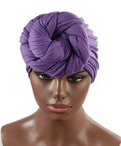 Turban Hat Headband Head Wrap - Magic Jersey Turbans HeadWrap Chemo Cap ... - $23.07