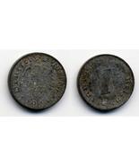 M54 - 194? - Deutsches Reich 1 Pfennig Germany Coin - $3.73 CAD