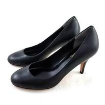 Cole Haan Black Leather Dress Career Pumps Heels Womens 6.5 B - $34.48