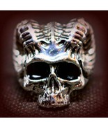 HAUNTED RING: CALL UPON BAAL! HIGHEST ARS GOETIA DEMON KING! WEALTH MAGICK! - $99.99