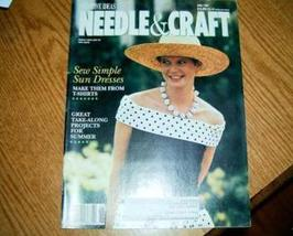 Creative Ideas, Needle & Craft Magazine, Lot of 2, 1989 - $3.00