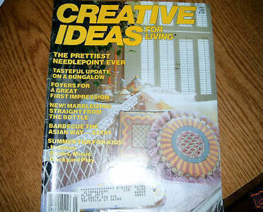 Primary image for Creative Ideas For Living May 1988