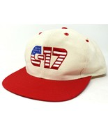 C-17 Boeing Mcdonell Douglas Hat Cap Red Kahki US Airforce USAF Airlift - £14.22 GBP