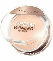 Maybelline Dream Wonder Compact Face Pressed Powder-15 Ivory-sealed - $7.61