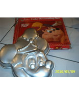 Vintage Wilton Mickey Mouse CAKE Pan~Band Leader #515-302 & Original Box ! - $10.88