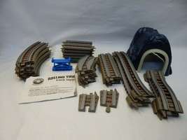 50 Lionel Rolling Thunder Figure 8 Mountain Set works w Wooden Thomas & Friends - $19.79